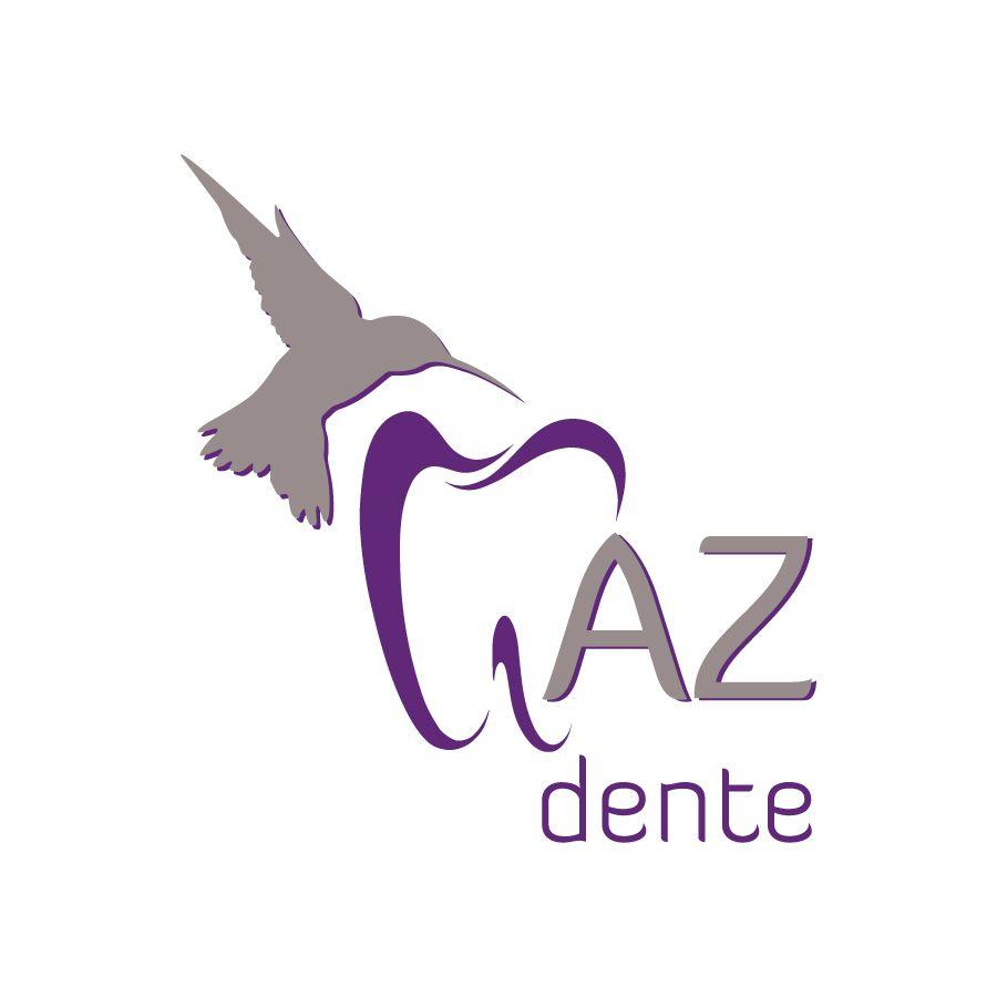 Logo dla dentysty AZ Dente | branding | identyfikacja wizualna