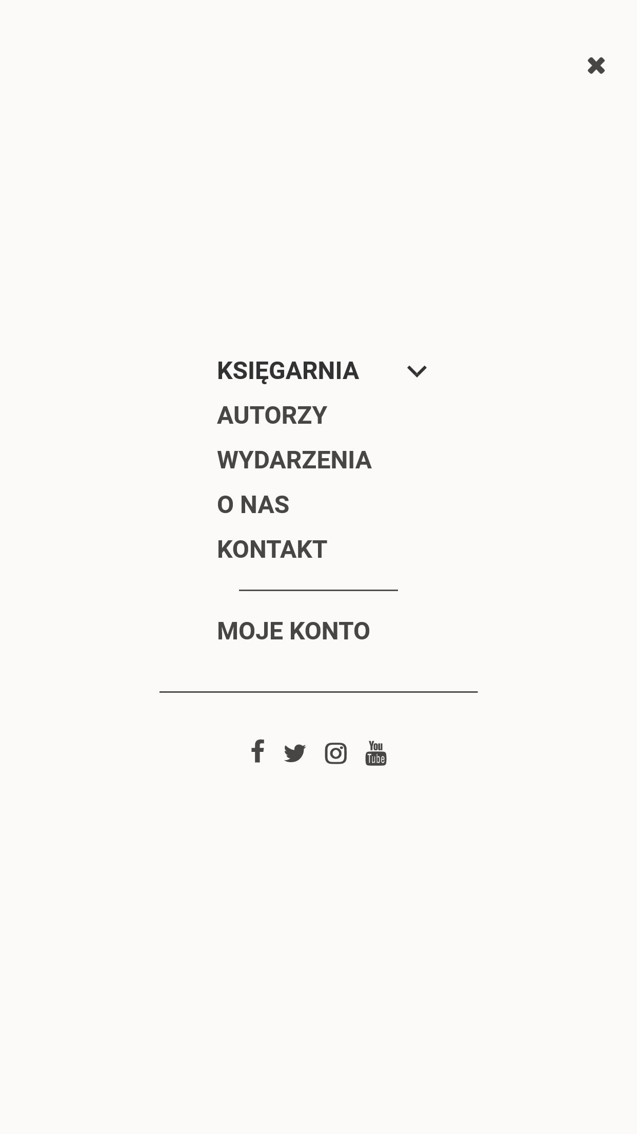 projekt menu nawigacji na telefon | UX UI