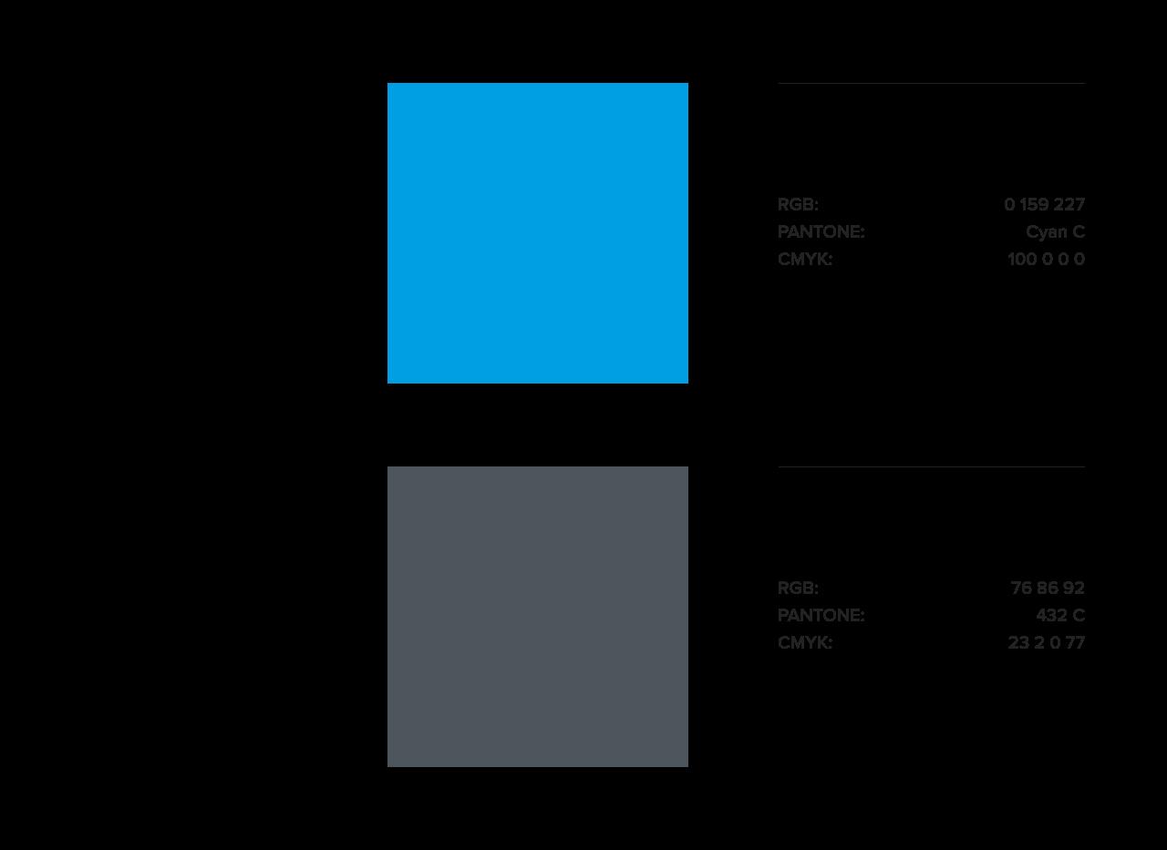 Kolorystyka firmowa Rebalance | branding | identyfikacja wizualna
